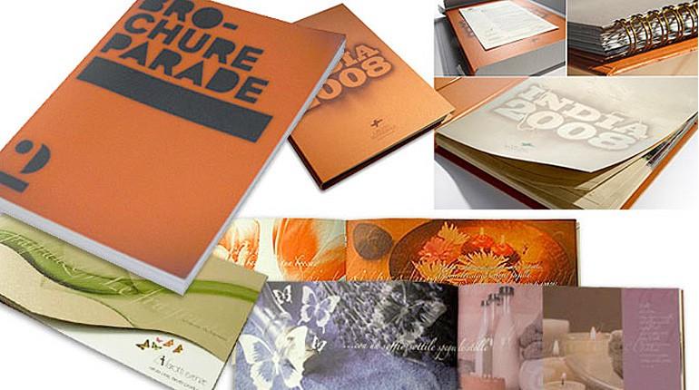 Racconti di creatività tra le pagine della nuova edizione di Brochure Parade. Pubblicati due progetti per Kitiri e il Gruppo Manservigi