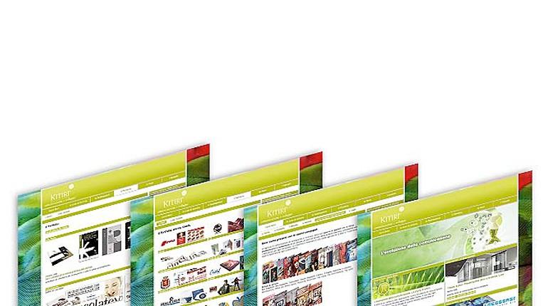 Nuovo sito Internet per l'agenzia Kitiri