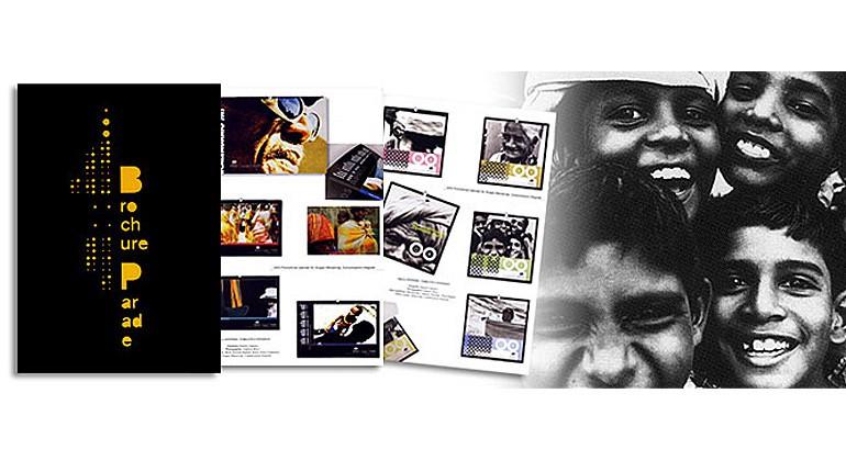 """Il calendario promozionale pubblicato su """"Brochure Parade"""""""