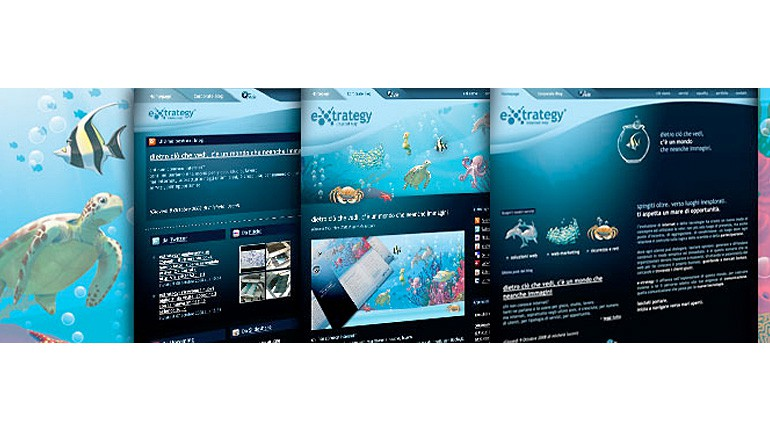 2.0: è l'anima del nuovo website e-xtrategy
