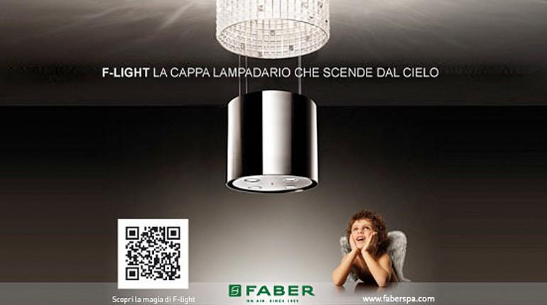 """""""Una vera rivelazione"""". Ideata la campagna 2011 Faber Spa"""