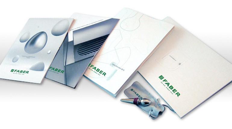 Faber Spa presenta la nuova immagine a Eurocucina 2010. La comunicazione è firmata Kitiri