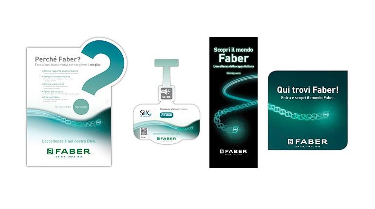 Below the line: la comunicazione sul punto vendita per Faber