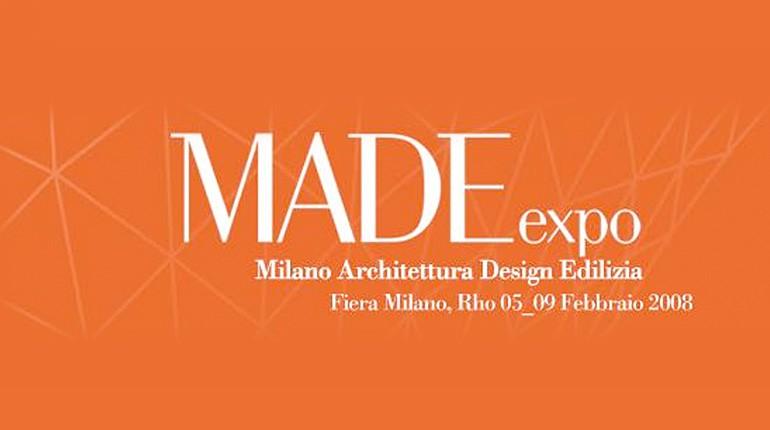 MADE expo, il nuovo appuntamento espositivo internazionale dedicato all'edilizia e all'architettura