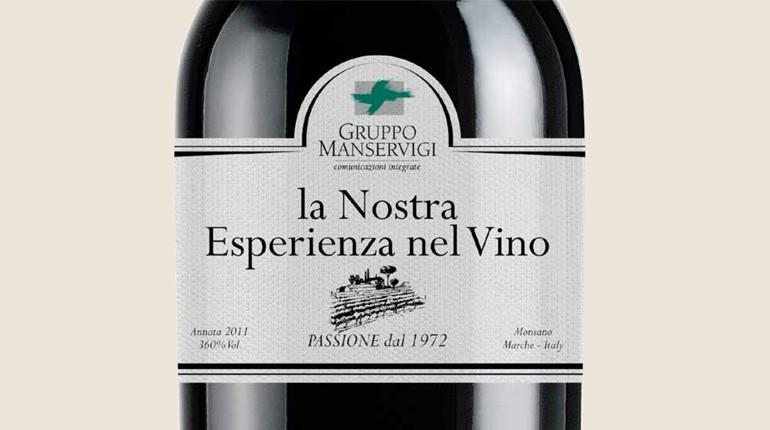 L'esperienza del Gruppo Manservigi nel Vino
