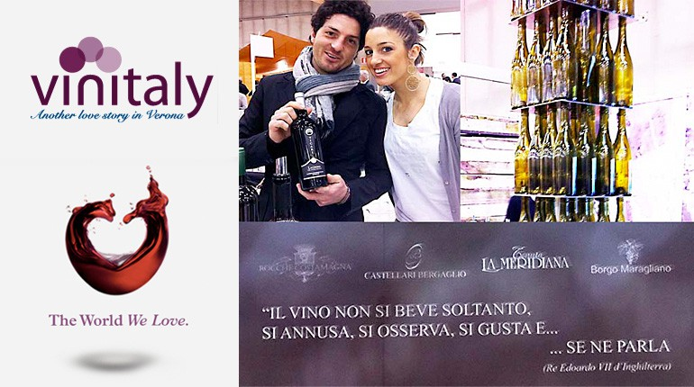 "Vinitaly 2013: ""The world we love"""